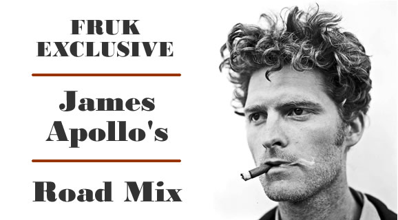 Post image for Exclusive Guest Mix: James Apollo's Road Mix